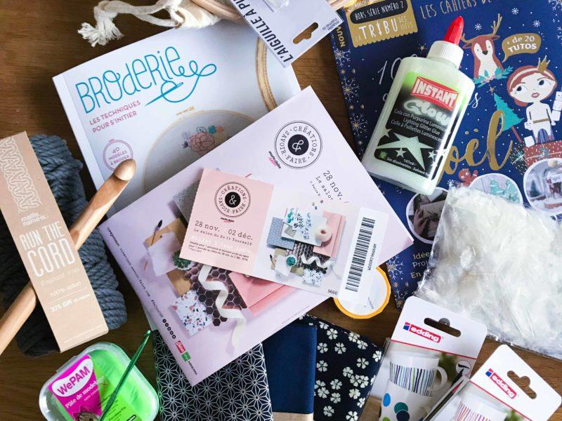 Salon Création et Savoir-faire 2018